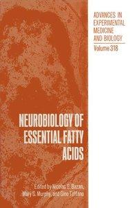 Neurobiology of Essential Fatty Acids