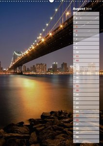 New York City Geburtstagskalender