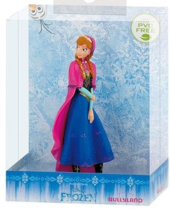 Bullyland 13408 - Disney Frozen - Die Eiskönigin, Anna, Single P