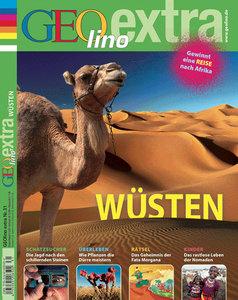 GEOlino extra Wüsten
