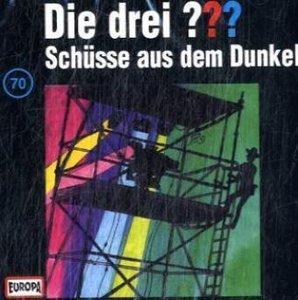 Die drei ??? - Schüsse aus dem Dunkel, 1 CD-Audio