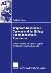 Corporate-Governance-Systeme und ihr Einfluss auf die Innovation