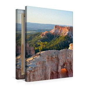 Premium Textil-Leinwand 50 cm x 75 cm hoch Bryce Canyon National