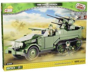 COBI 2469 - M16 Half Track, Small Army, grün