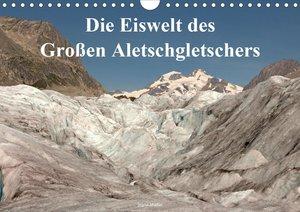 Die Eiswelt des Großen Aletschgletschers