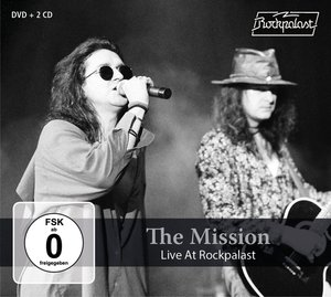 Live At Rockpalast (CD+DVD)