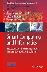 Smart Computing and Informatics