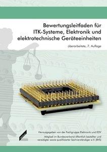 Bewertungsleitfaden für ITK-Systeme, Elektronik und elektrotechn