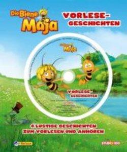 Biene Maja: Vorlesegeschichten mit CD