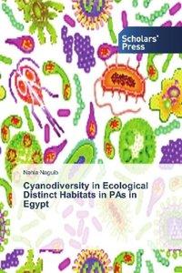Cyanodiversity in Ecological Distinct Habitats in PAs in Egypt