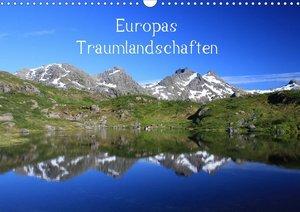 Europas Traumlandschaften (Wandkalender 2020 DIN A3 quer)