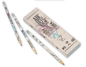 ERLESEN Bleistifte in Geschenkschachtel