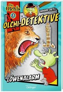 Olchi-Detektive 03. Löwenalarm