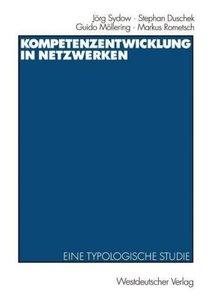 Kompetenzentwicklung in Netzwerken