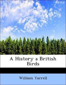 A History a British Birds