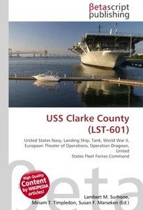 USS Clarke County (LST-601)