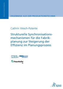 Strukturelle Synchronisationsmechanismen für die Fabrikplanung z