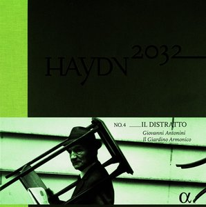 Haydn 2032 Vol.4-Il Distratto (Limited Edition)