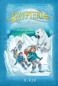 Krypteria 05 - Jules Vernes geheimnisvolle Insel. Abenteuer in d