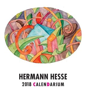 Hermann Hesse Calendarium 2018