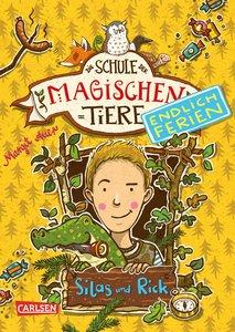 Die Schule der magischen Tiere - Endlich Ferien 2: Silas und Ric