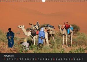 Die Sahara in Algerien (Wandkalender 2019 DIN A3 quer)