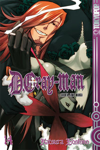 D.Gray-Man 14