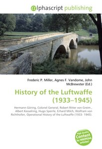 History of the Luftwaffe (1933-1945)