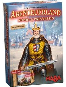 Abenteuerland - König & Prinzessin