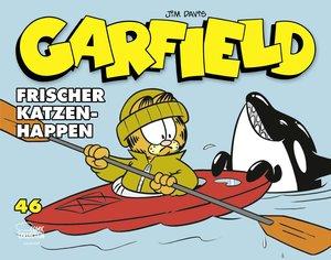 Garfield 46. Frischer Katzenhappen