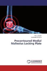 Precontoured Medial Malleolus Locking Plate