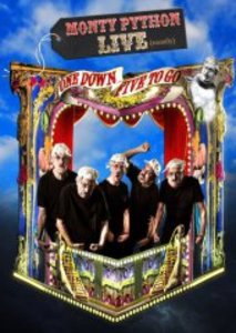 Monty Python - Live (Mostly) - One Down Five to Go