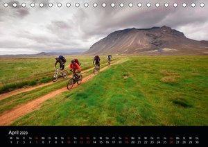 BIKE ISLAND (Tischkalender 2020 DIN A5 quer)