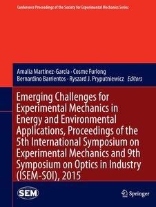 Fifth International Symposium on Experimental Mechanics & Ninth