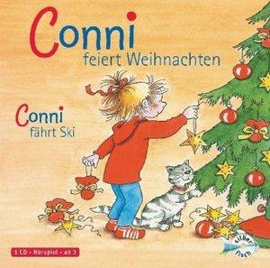 Conni feiert Weihnachten / Conni fährt Ski