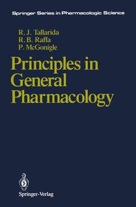 Principles in General Pharmacology
