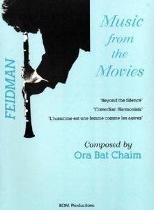 Music from the Movies, für Klarinette und Melodieinstrumente in
