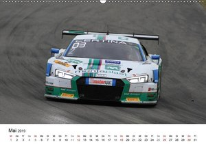 GT Masters (Wandkalender 2019 DIN A2 quer)
