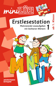 LÜK mini. Erstlesestation 1