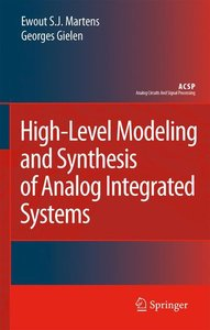 High-Level Modeling and Synthesis of Analog Integrated Systems