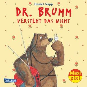 Maxi-Pixi Nr. 160: Dr. Brumm versteht das nicht