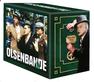 Die Olsenbande-DVD-Box
