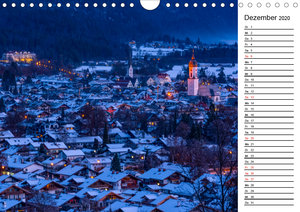 Garmisch-Partenkirchen - Zentrum des Werdenfelser Landes (Wandka