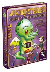 Munchkin Cthulhu Guest Artist Edition (Katie Cook-Version)