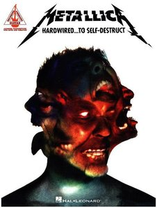 Metallica: Hardwired...To Self-Destruct - Guitar Recorded Versio