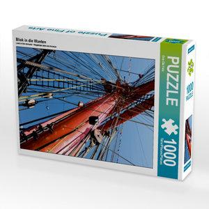 CALVENDO Puzzle Blick in die Wanten 1000 Teile Lege-Größe 48 x 6