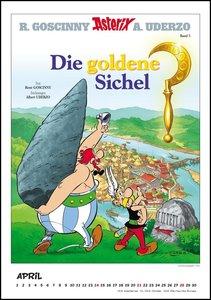 Asterix-Comiccover-Kalender 2019 - Wandkalender