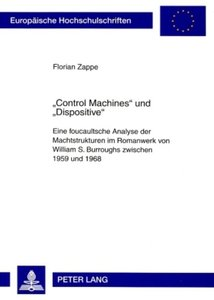 'Control Machines' und 'Dispositive'