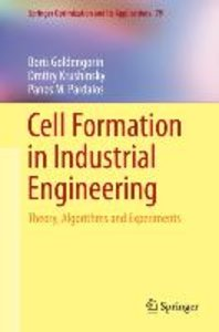 Cell Formation in Industrial Engineering