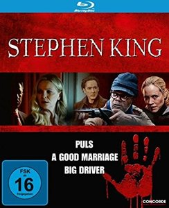 Stephen King Box, 3 Blu-ray